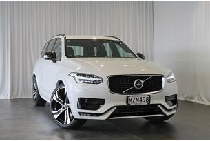 2020 Volvo XC90 D5 AWD R-DESIGN 2.0L Diesel