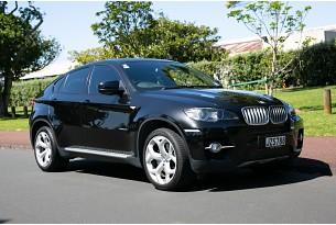 2009 BMW X6 5.0 I
