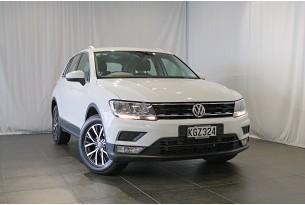 2017 Volkswagen Tiguan TSI COMFORTLINE 2WD