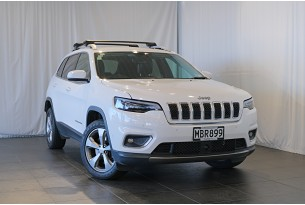 2019 Jeep Cherokee LIMITED 3.2L Petrol