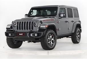 2020 Jeep Wrangler 4DR Rubicon