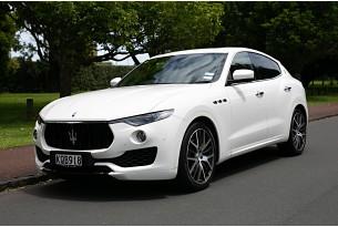 2017 Maserati Levante D V6 AUTO