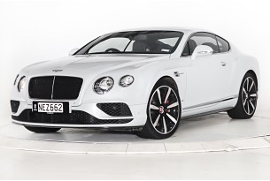 2018 Bentley Continental GT V8S