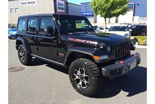 2020 Jeep Wrangler Rubicon 2.0p/4wd/8at
