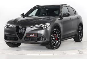 2021 Alfa Romeo Stelvio Veloce Carbon