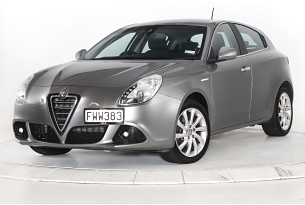 2011 Alfa Romeo Giulietta Manual