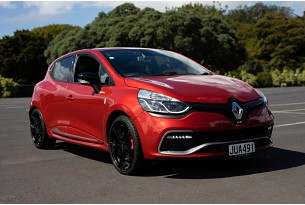 2016 Renault Clio Rs Cup 1.6p/6am/ha/5