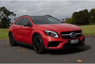2018 Mercedes-Benz GLA 45 Amg 4matic 2.0p
