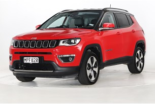 2019 Jeep Compass Limited 2.4P/4WD/9AT
