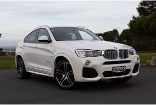 2015 BMW X4 Xdrive 35d 3.0d/4wd