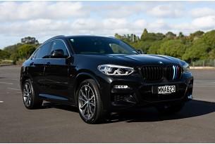 2019 BMW X4 Xd30i 2.0pt/4wd/8at