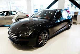 2020 Maserati Ghibli 3.0pt/8at