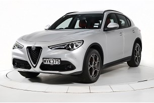 2020 Alfa Romeo Stelvio 2.1D/4WD/8AT
