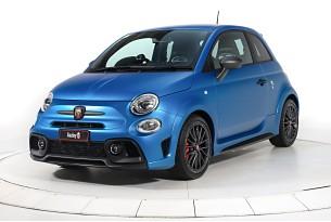 2021 Fiat Abarth 595 Competizione Manual