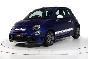 2021 Fiat Abarth 595 Competizione