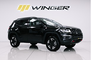 2020 Jeep Compass Trailhawk 2.4