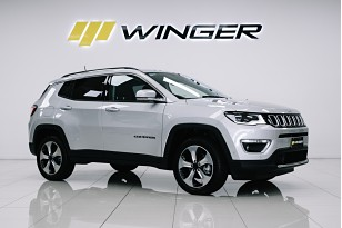 2020 Jeep Compass Limited 2.4