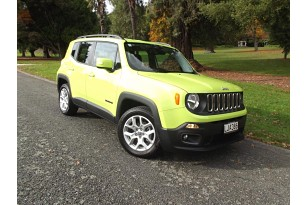 2018 Jeep Renegade Longitude