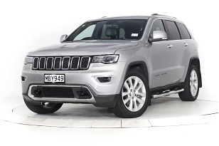 2018 Jeep Grand Cherokee Limited 5.7L V8