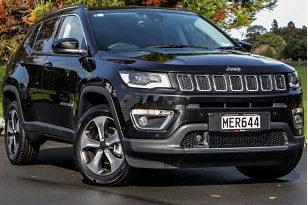 2019 Jeep Compass Limited 2.4P AWD 9A 5Dr Wagon