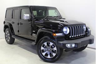 2021 Jeep Wrangler Unlimited Overland 3.6