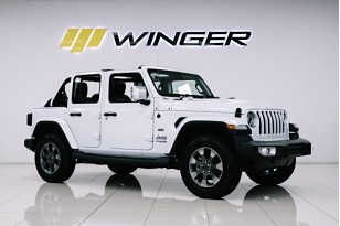 2020 Jeep Wrangler Overland JL
