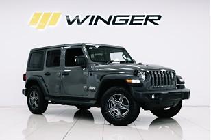 2019 Jeep Wrangler JL Sport