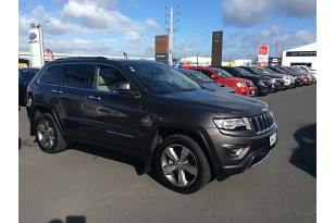 2016 Jeep Grand Cherokee Limited 3.0D/4Wd/8At