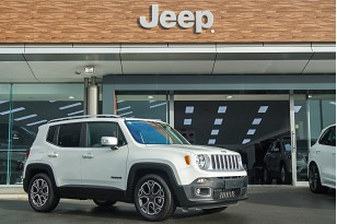 2019 Jeep Renegade Limited 1.4P FWD 6A 5Dr Wagon