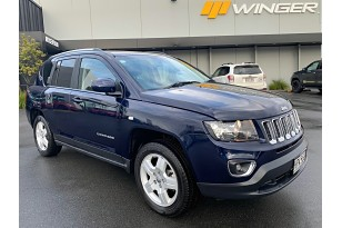 2014 Jeep Compass NORTH 2.0P/6AT/SW/5D