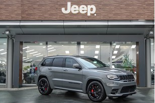 2019 Jeep Grand Cherokee SRT 6.4P 4WD 8A 5Dr Wagon