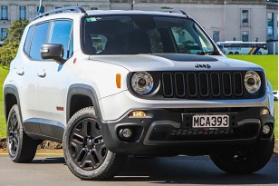 2019 Jeep Renegade Trailhawk 2.4P 4WD 9A 5Dr Wagon