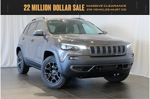 2019 Jeep Cherokee Trailhawk 3.2P/4Wd