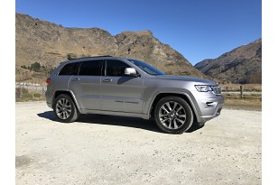 2019 Jeep Grand Cherokee Overland 3.0D 8A MY18