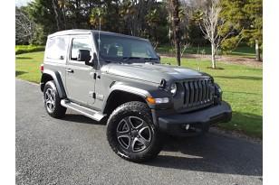 2019 Jeep Wrangler Sport 2Dr