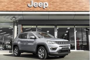 2019 Jeep Compass Longitude 2.4P 6A 5Dr Wagon