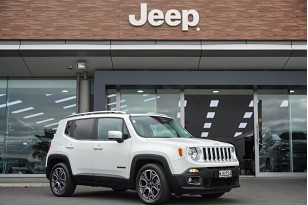 2018 Jeep Renegade Limited 1.4P FWD 6A 5Dr Wagon