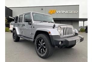 2017 Jeep Wrangler OVERLAND 3.6P/4WD