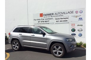 2013 Jeep Grand Cherokee Overland 5.7P4wd8a/S