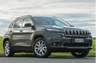 2017 Jeep Cherokee Limited 3.2P 2WD 9A 5Dr Wagon