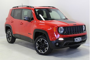 2017 Jeep Renegade Trailhawk 2.4Lt Petrol