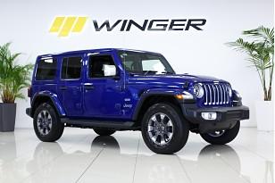 2020 Jeep Wrangler JL Overland