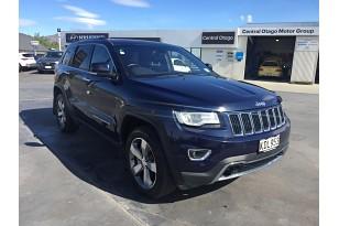 2016 Jeep Grand Cherokee Limited 3.6 4WD Petrol