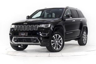 2019 Jeep Grand Cherokee Overland 4X4