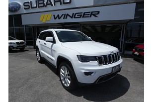 2017 Jeep Grand Cherokee LIMITED 3.0CRD