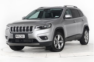 2019 Jeep Cherokee Limited V6 4WD