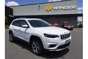 2020 Jeep Cherokee Ltd 3.2L