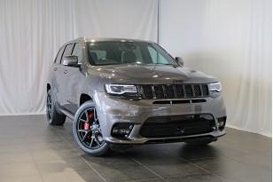 2020 Jeep Grand Cherokee SRT 6.4L V8