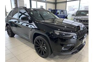 2020 Jeep Cherokee Limited 3.2L 4WD  Automatic