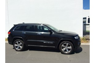 2013 Jeep Grand Cherokee Limited 3.6P4wd8a/Sw